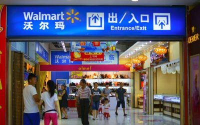 Walmart to sell seafood online in China