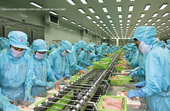 IDI targets China for pangasius sales growth