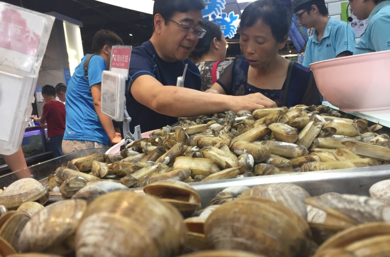 China's seafood imports balloon by 44% to $12bn in 2018