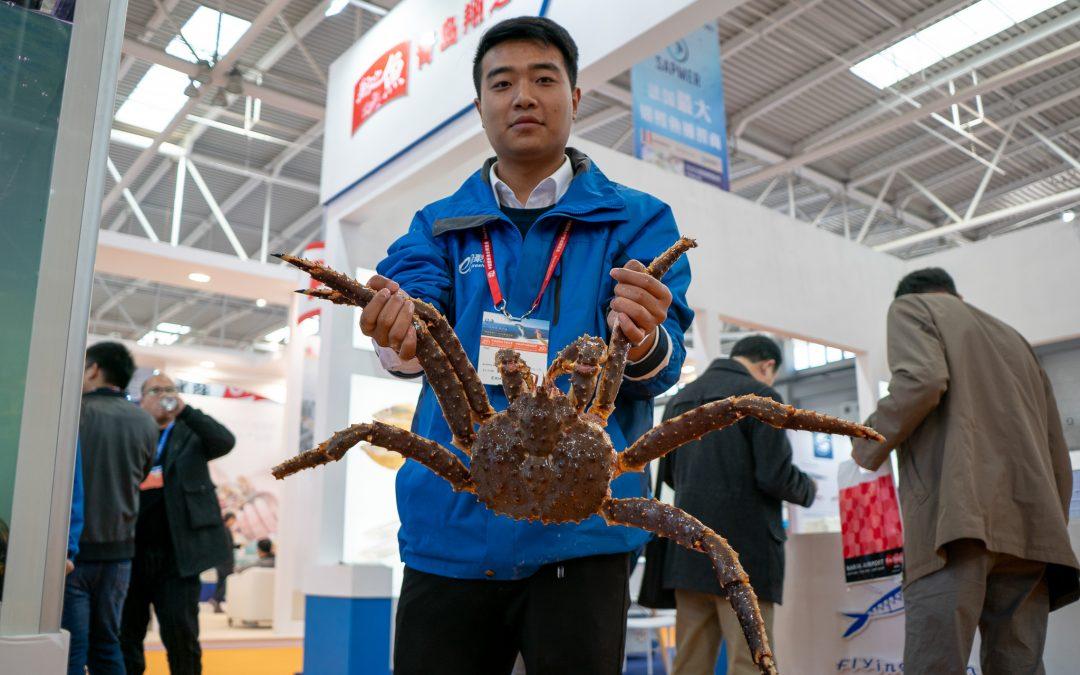 King Crab and Lobster Shine for Chinese New Year, 'The Most Important Dinner in China'