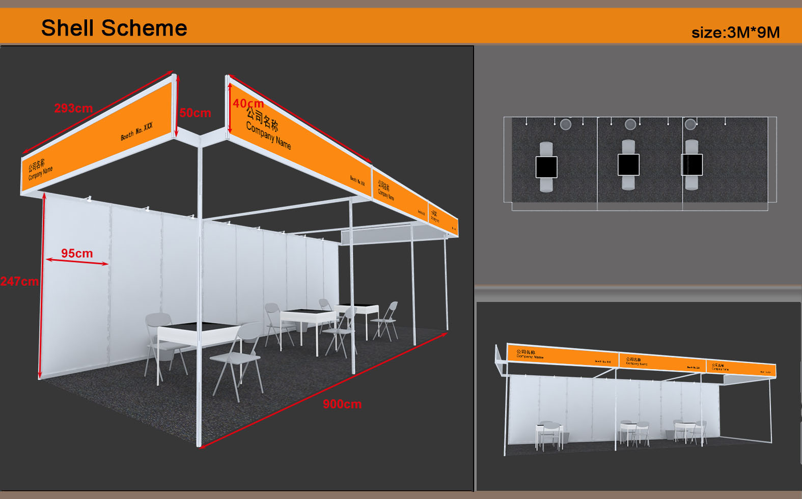 Corner Exhibition Stands Wa : The most versatile exhibition stand in australia