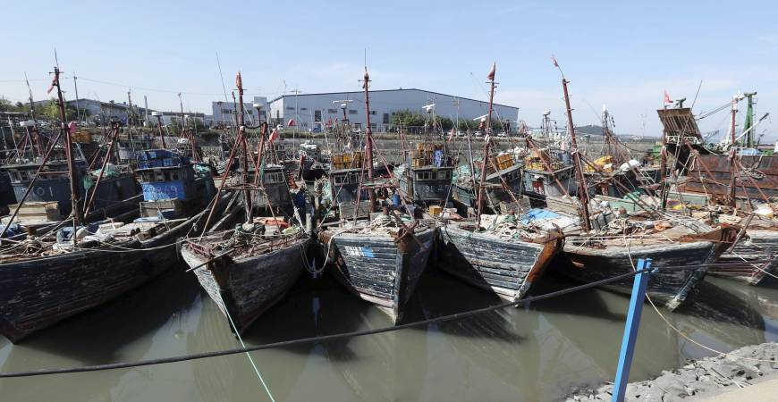 China's Closed Fishing Season Having Unignorable Ripple Effect