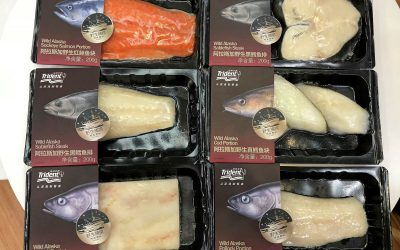 Alibaba's Chinese retailer Hema sees boom in '3R food'